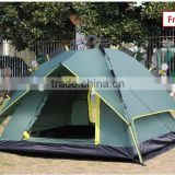 Camping Tent Double-layer Anti Rainstorm Tent Automatic Open Tent Umbrella Fram Tent