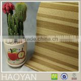 Bamboo And Wood Blind Woven Fabric