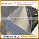 Low price high quality aluminium sheet for automotive, curtain wall, laptop case,office screen etc.
