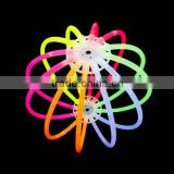 Plastic Glow Stick Ball Glow in Dark Ball Toys