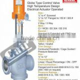Motorized Steam Boiler Valves