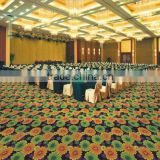 High Quality Wool wilton Banquet Hall Carpet