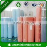 Colorful 100% PP Spunbond Non Woven fabric rolls/ nonwoven fabric raw material/non-woven fabric for bags