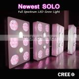 Wholesale hydroponics lumini led grow light 600w cob led grow light with high par output