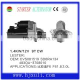 Valeo starter motor for CVS081519
