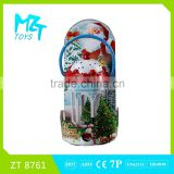 Hot B/O christmas trees music and light lantern magic hand lamp toys ZT8761