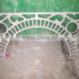 nodular cast iron tree grate beauty durable corrosion resistant OEM China factory tree grate