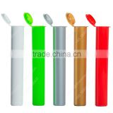 Mixed colors Cigar Cone Joints Weed rolling blunt tubes Plastic J-tube 109mm king size
