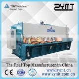 Hydraulic sheet metal cutting and bending machine CNC die shearing machine