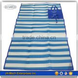 Top Quality PP Woven Wholesale Outdoor Rug Beach Blanket