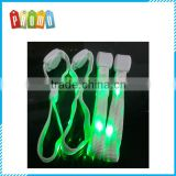 Promotional Colourful Radio Control LED Bracelets with 5 lights for party