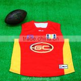 Healong New Design AFL Rugby Jersry Uniform Shirt Football Jumper