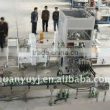 Filling and Capping Machine in Glass bottle