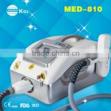 KES Biggest discount !2014 Portable Q Switch Nd YAG Laser Devices