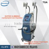 body fat measuring device / ultrasonic weight loss machines / low price weight loss machine