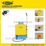 Electric 12V Weed Sprayer & Pest Control Spray Pump Tank Knapsack Battery 16L