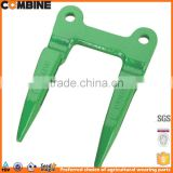 Knife guard for John Deere combine harvester
