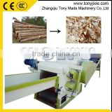 (T) TPQ-216 coconut tree palm tree wood chips making machine