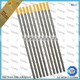 Tungsten Welding Electrode Brands WL15 2.4*175MM/3.21*175MM Electric Welding Rod Price