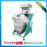 Mini bean CCD color sorter machine from Hongshi Company