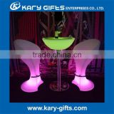 Cordless Control Rechargeable LED High Heel Shoe Chair