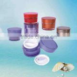 30g food grade Bpa free acrylic cosmetic storage containers/containers for cosmetics/cosmetic cream containers/jars/bottles
