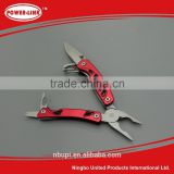 8-IN-1 Multi-Function Multi-Function Plier with hook, portable tools,multi-function knife,camping tool