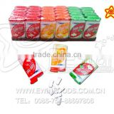 Fruity Flavor Xylitol Bubble Chewing Gum