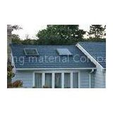 Grid / Shingle Metal tile / Aluminum - Zinc Coating Stone Chip Coated Steel Roof Tiles