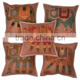 Printed Cotton Cushion Covers