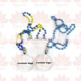 Novelty Flashing led necklace for Christmas decoration PS necklace