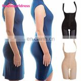 Black And Nude Women Invisible Compression Body Shaper For Hongkong