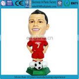 Custom make plastic bobblehead souvenirs doll,customized sports plastic bobblehead doll souvenirs