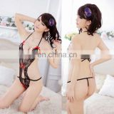 High Quality Lastest Fashion Sexy Little Girl wear Transpreant Women Black Sex Seamless Mature Sexy Underwear