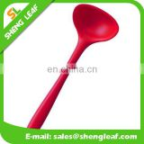 eco-friendly colorful silicone kitchen scoop for cooking