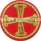 Byzantine Liturgical Embroidered Crosses, hand embroidered church crosses