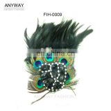 wholesale cheap peacock feather in China