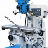 X6332LB Vertical and Horizontal Turret Milling Machine
