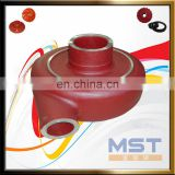 Slurry pump iron sand casting products