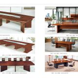 Luxury modern meeting room conference office table