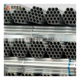 Factory Wholesale Round Section Carbon Steel Gi Pipe Factory