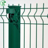 Cost effective 50mm x 200mm wire mesh fence