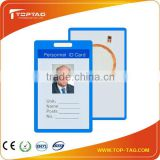Wholesale price13.56Mhz personal ID card,RFID ID card with printing Logo,UID/serial number