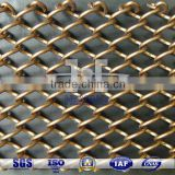 1.2mm Diameter Decorative Metal Wire Mesh Roller Blind