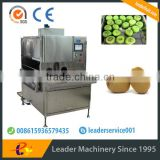 Leader medium-sized fruit skin removing machine for kiwi ,avocado, apple                                                                                                         Supplier's Choice