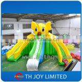 Giant inflatable water park,inflatable water slide