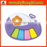 Alibaba wholesale educational toy Popular plastic piano keyboard instrument music toys for kids