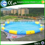 Outdoor inflatable swimming pools giant inflatable round water swim pool for sale                                                                                                         Supplier's Choice