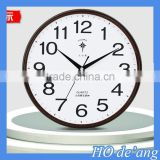 HOGIFT custom made wall clock/crystal wall clock/clocks for sale