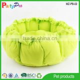 Partypro 2015 China Wholesale Quality Products Pet Supply Luxury Memory Foam Dog Bed